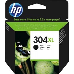 Tusz HP 304 XL czarny...