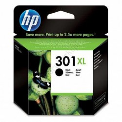 Tusz HP 301 XL czarny...